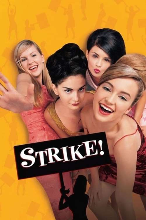 Strike! movie poster