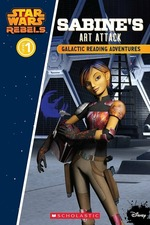 Star Wars Rebels: Art Attack