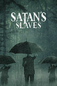SATAN/'S SLAVE Movie POSTER Satanic Horror Rare