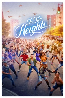 In The Heights poster.