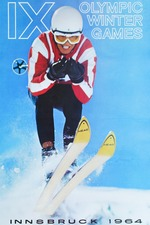 IX Olympic Winter Games, Innsbruck 1964