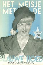 Meisje met den blauwen hoed