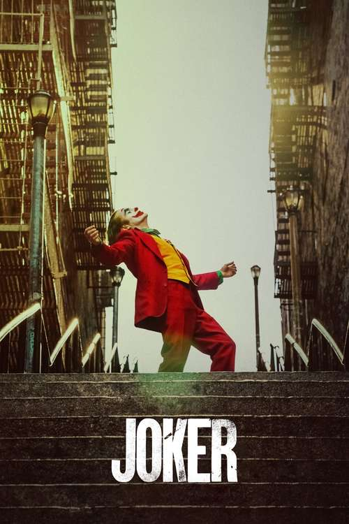 Film poster for Joker