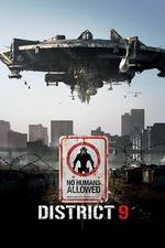 Filmplakat District 9, 2009