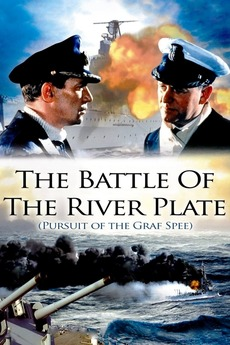 The Battle Of The River Plate 1956 Directed By Emeric Pressburger