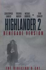 Highlander II: The Renegade Version
