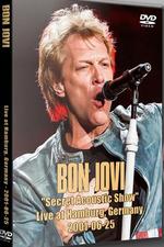 Bon Jovi - Secret Acoustic Show