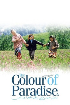 The Color Of Paradise Review By Rod Sedgwick Letterboxd