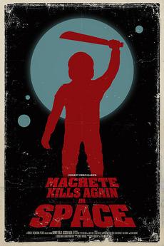 Machete Kills Again... in Space