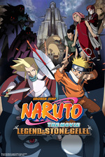 Naruto the Movie: Legend of the Stone of Gelel