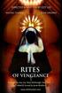 Rites of Vengeance