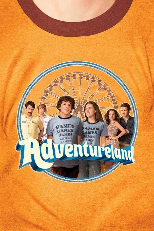 Film poster for Adventureland