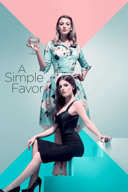 Film poster for A Simple Favor