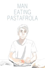 Man eating pastafrola