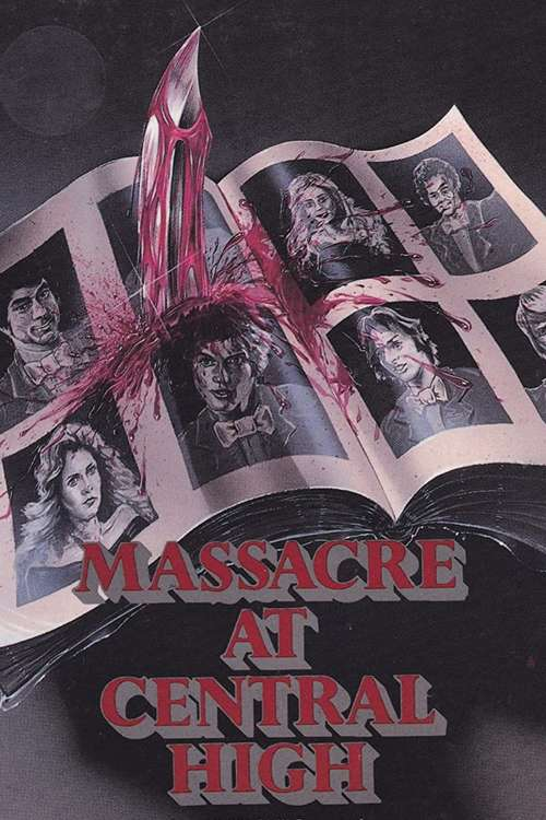 Massacre at Central High movie poster