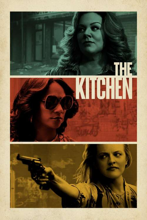 Film poster for The Kitchen