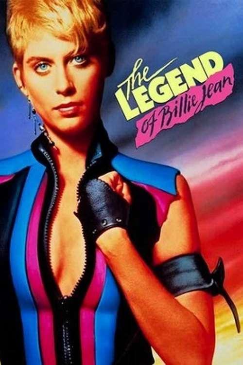 The Legend of Billie Jean movie poster