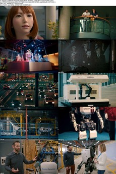 Hyper Evolution: Rise of the Robots (2017) directed by Matt