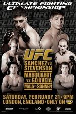 UFC 95: Sanchez vs Stevenson