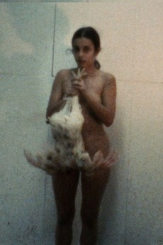 Chicken Movie, Chicken Piece (1972) directed by Ana ...  Ana Mendieta Chicken Piece