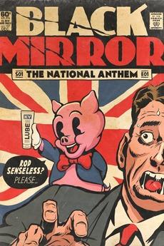 Black Mirror: The National Anthem