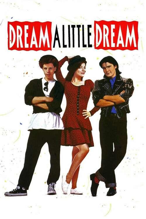 Dream a Little Dream movie poster