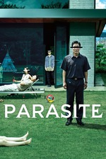 Poster for movie Parasite