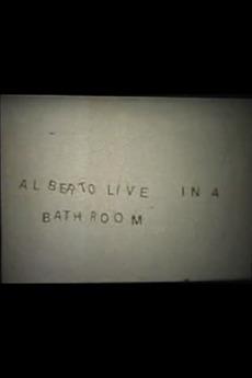 Alberto Lives in a Bathroom