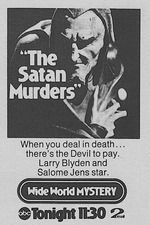 The Satan Murders