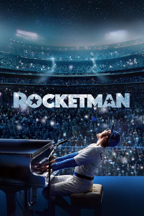 Film poster for Rocketman
