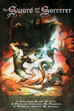 Filmplakat The Sword and the Sorcerer, 1982