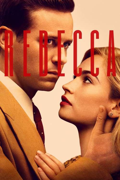 Film poster for Rebecca