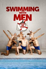 Filmplakat Swimming with Men, 2018