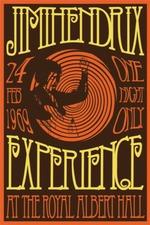 The Jimi Hendrix Experience: Royal Albert Hall