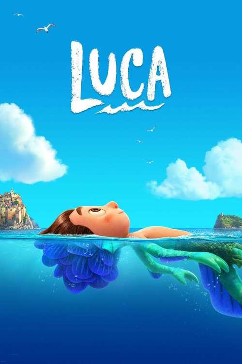 Film poster for Luca