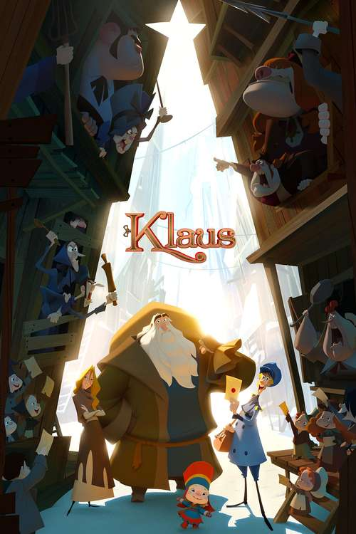 Film poster for Klaus