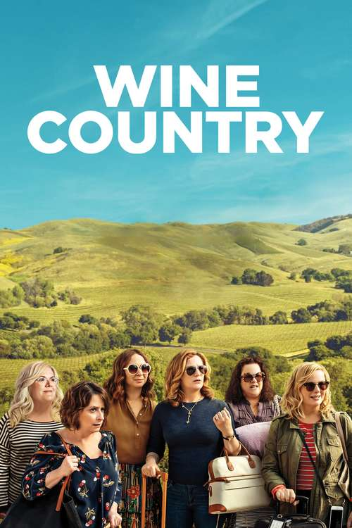 Film poster for Wine Country