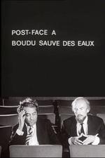 Aller au cinéma: Post-face à Boudu sauvé des eaux
