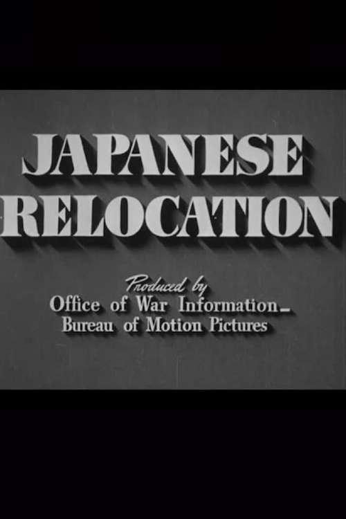 Japanese Relocation, 1942