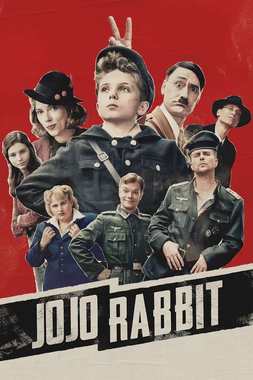 Film poster for Jojo Rabbit