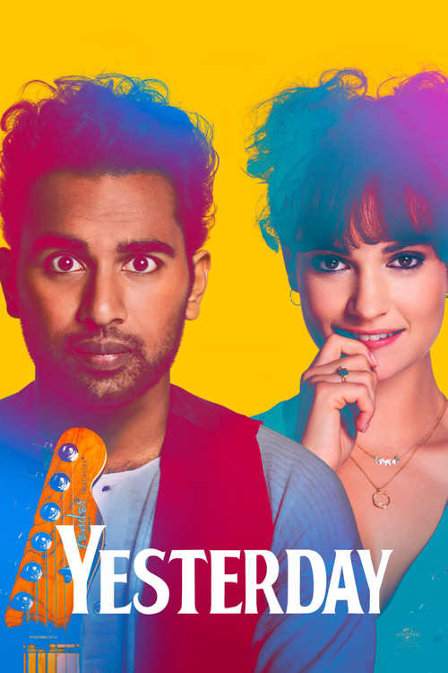 Film poster for Yesterday