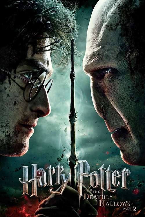 Cover Harry Potter and the Deathly Hallows_ Part 2