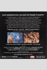 Make Poverty History - Music Concert