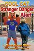 Cool Cat Stranger Danger Alert