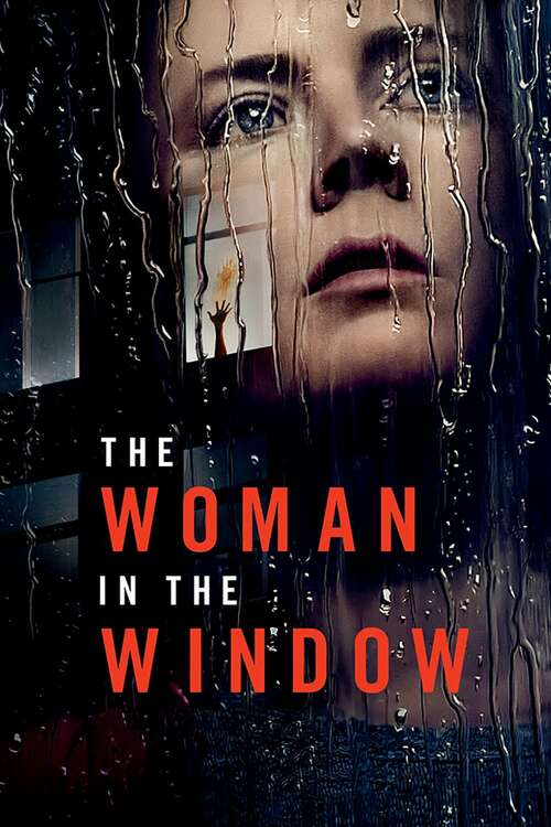 Film poster for The Woman in the Window