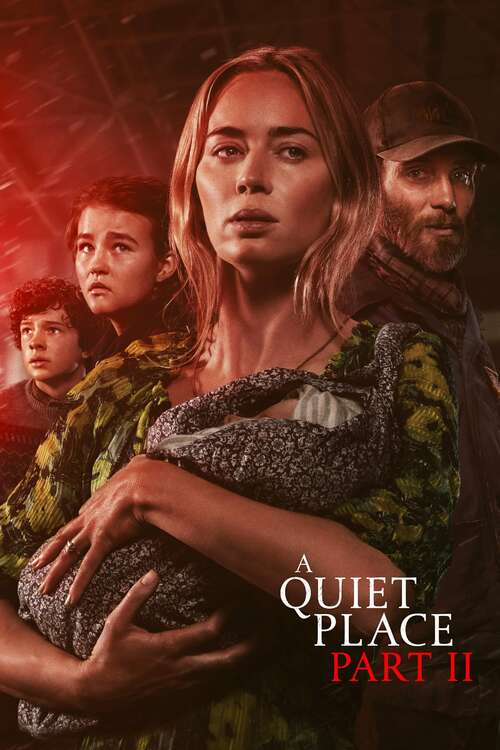Cover A Quiet Place Part II