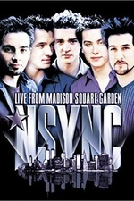*NSYNC - Live from Madison Square Garden