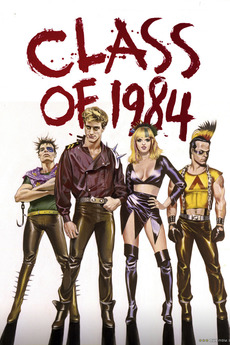 Class of 1984 (1982) directed by Mark L. Lester • Reviews, film + ...