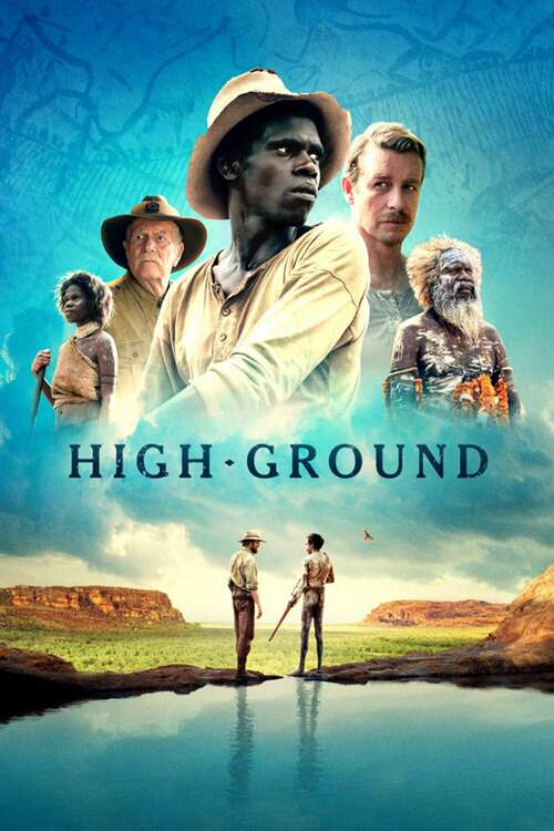 Cover High Ground