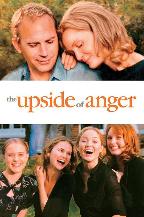 Cover The Upside of Anger
